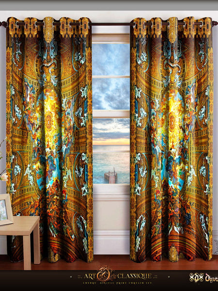 Digital Print Curtains