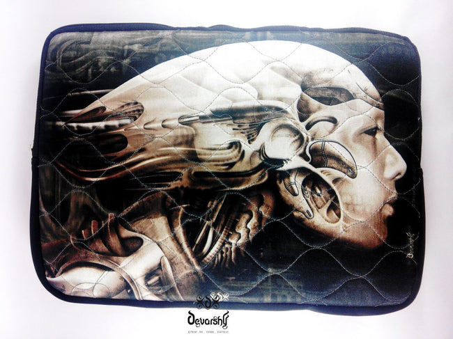 Devarshy Fantasy Art Digital Print Computer Quilted 16 Inch Laptop Sleeve , Accessories - DEVARSHY, DEVARSHY  - 2