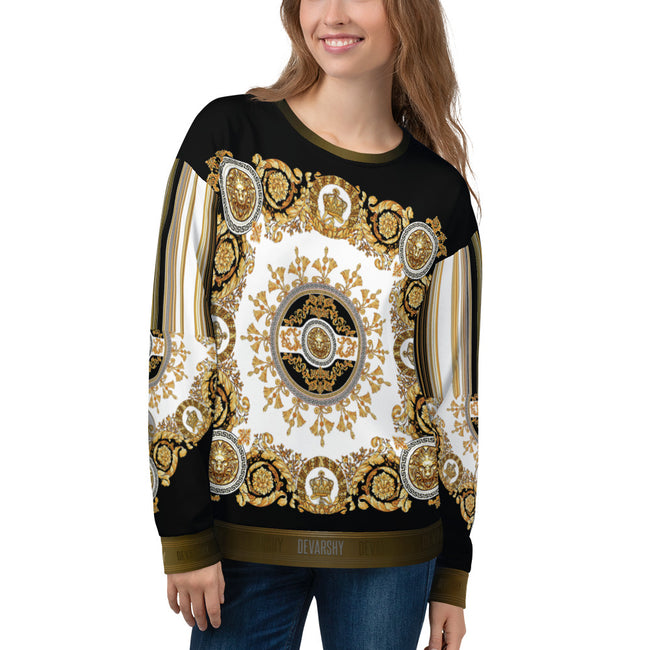 ROCOCO Beauty Of Florence Unisex Sweatshirt For Winter, PF - 0016