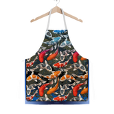 11154 Koi Fish Printed Apron