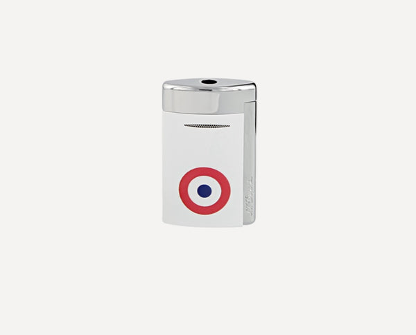 S.T. Dupont NEW LIGHTER  MINIJET WHITE 010802