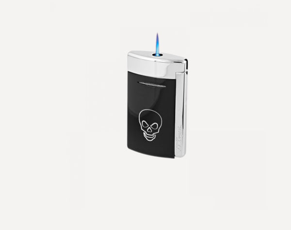 S.T. Dupont NEW LIGHTER  MINIJET BLACK SKULL 010804