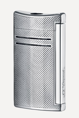 S.T. Dupont MAXIJET CHROME FINISH LIGHTER 020157N