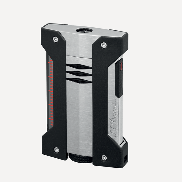 S.T. Dupont  Defi Extreme Brushed Torch Lighter 21403