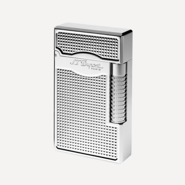 S.T. Dupont Line 2 Le Grand GOLDSMITH PALLADIUM Soft Flame Lighter 23011