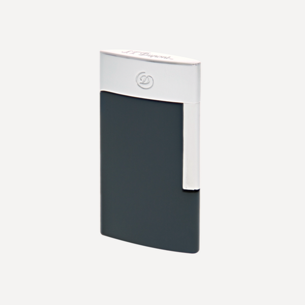 S.T. Dupont E-Slim Grey Electric Lighter