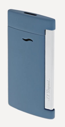 S. T. Dupont LIGHTER SLIM 7 SHARK BLUE- 027739