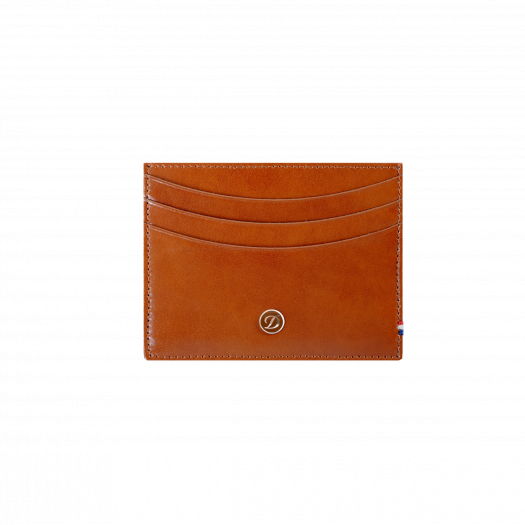 S.T. Dupont CREDIT CARDS HOLDER, LINE D LEATHER 180108