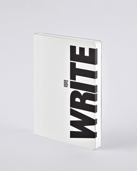 Nuuna Notebook Graphic L WRITE - WRONG 52224