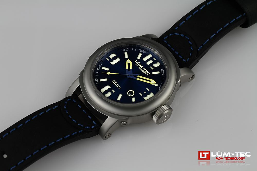 LUM-TEC 600M-2 AUTOMATIC WATCH