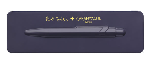 Caran-DAche-849-Paul-Smith-Collection-Damson-Ballpoint-Pen