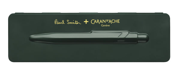 Caran-DAche-849-Paul-Smith-Collection-Racing-Green-Ballpoint-Pen
