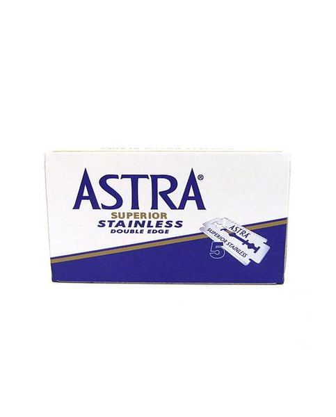 Astra Double Edge Blade (Blue)