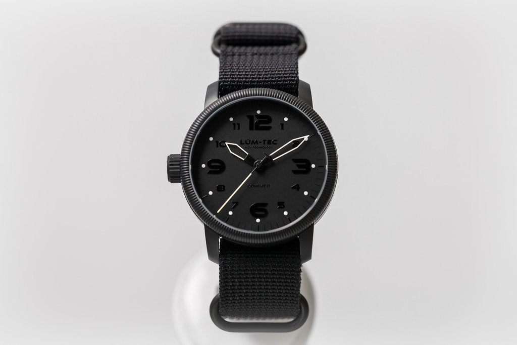 LUM-TEC Combat B43 Destro AUTOMATIC Watch