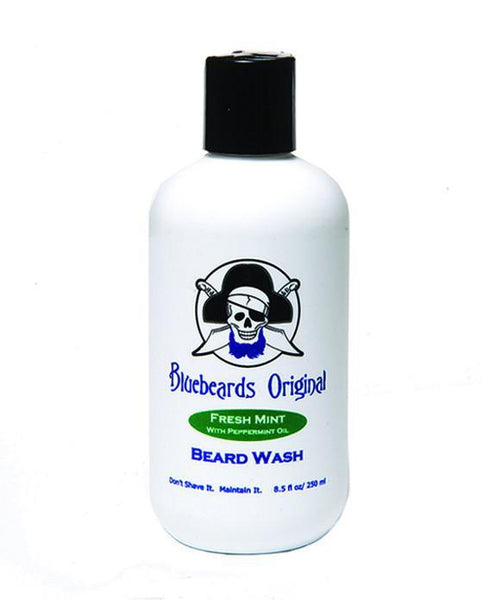Bluebeards Original Fresh Mint Beard Wash (251ml/8.5oz)