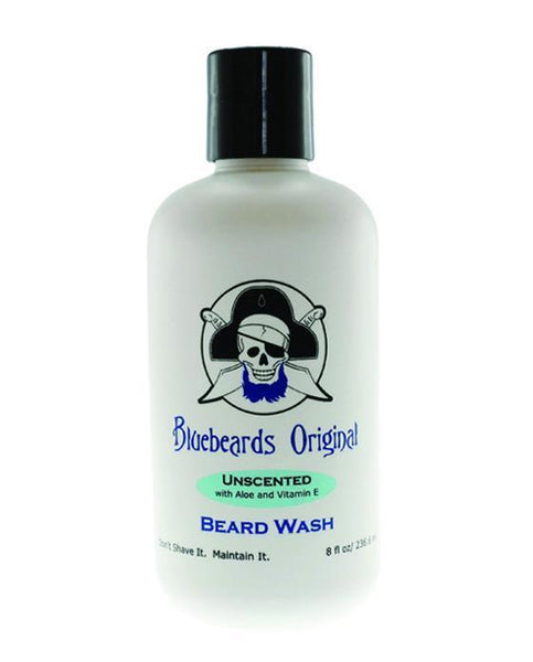 Bluebeards Original Unscented Beard Wash (236ml/8oz)