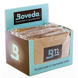 Boveda Humidipak 72% 1 pouch