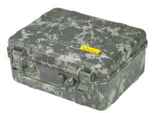 "Cigar Caddy 40 Count ""Camo"" Travel Humidor"