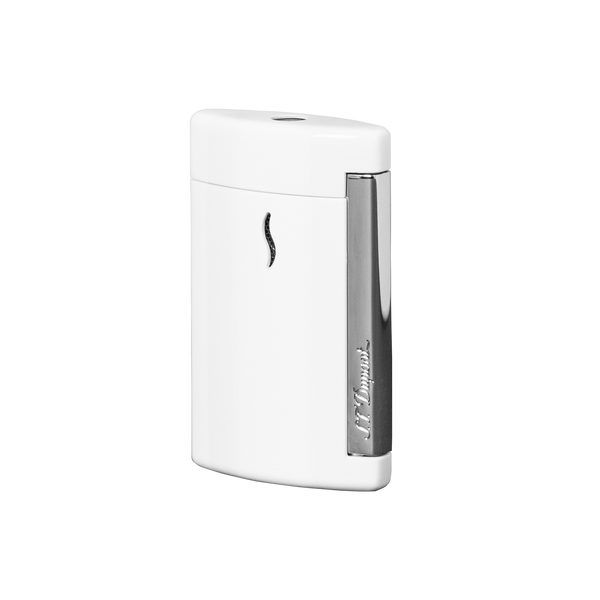 S. T. Dupont Mini Jet White Torch Lighter