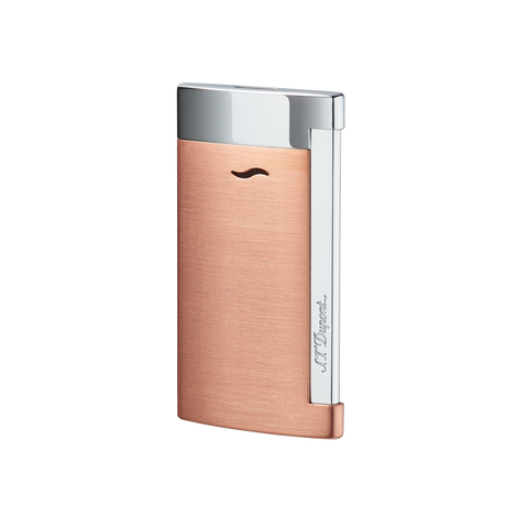S. T. Dupont SLIM 7 Lighter Pink Copper