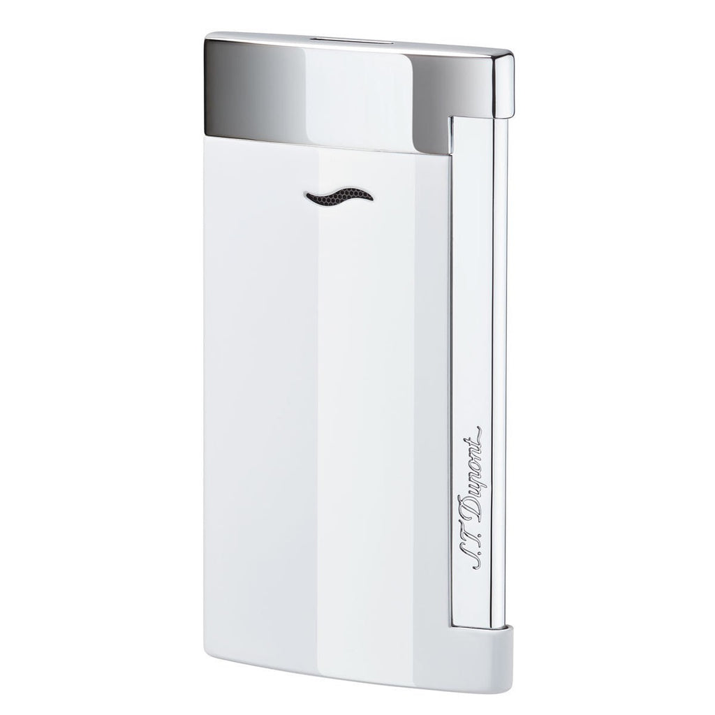 S. T. Dupont SLIM 7 Lighter White 27702