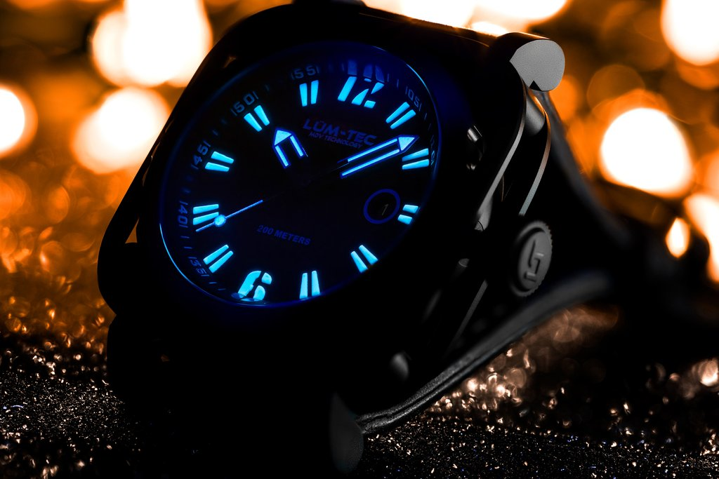 LUM-TEC G6 WATCH