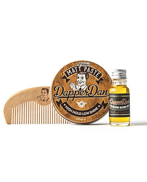 Dapper Dan 'Hairy Man' Gift Set