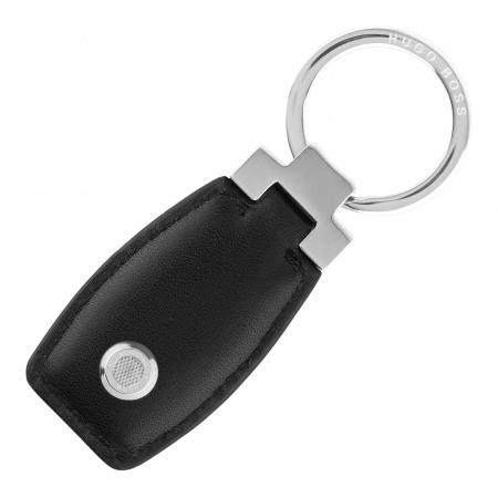Hugo Boss Executive Chrome Key Ring