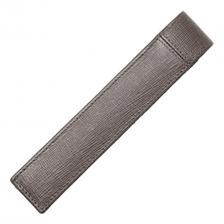 Hugo Boss Tradition Grey Single Pen Pouch