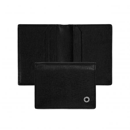 Hugo Boss Tradition Black Card Holder