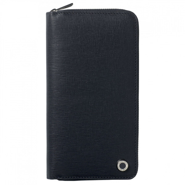Hugo Boss Tradition Blue Long Zipped Folder