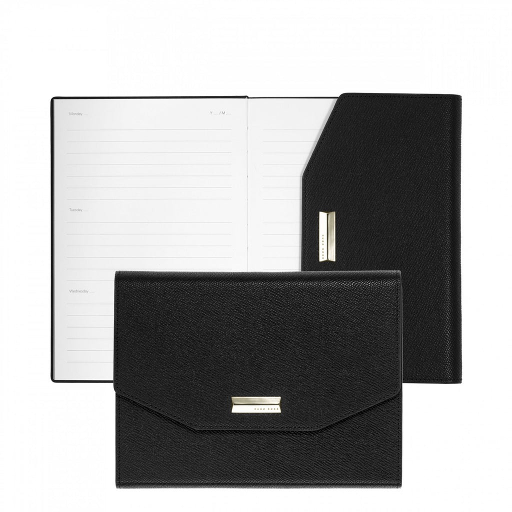 Hugo Boss Vivid Black Dateless Agenda