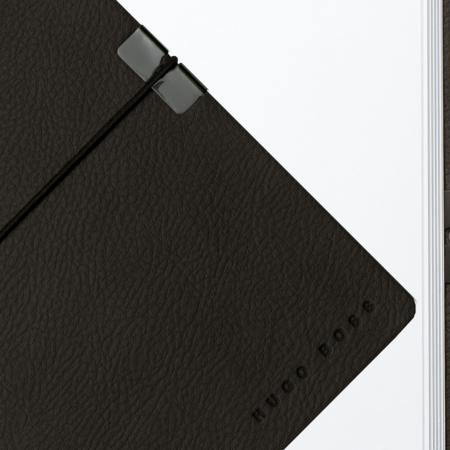Hugo Boss Storyline Brown A6 Note Pad