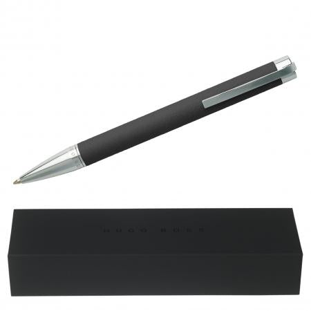Hugo Boss Storyline Dark Grey Ballpoint Pen