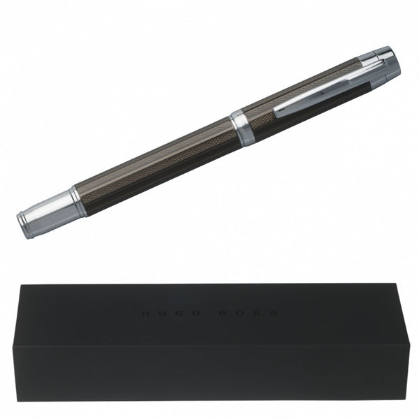 Hugo Boss Bold Black Fountain Pen