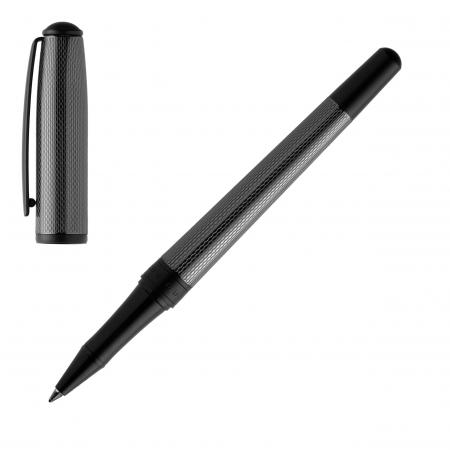 Hugo Boss Essential Glare Black Rollerball Pen