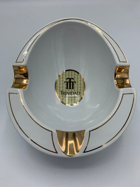 Trinidad Oval  Ashtray