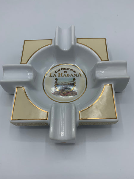 San Cristobal de la Habana Ashtray