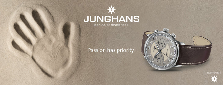Junghans Meister Driver 027/3684.00