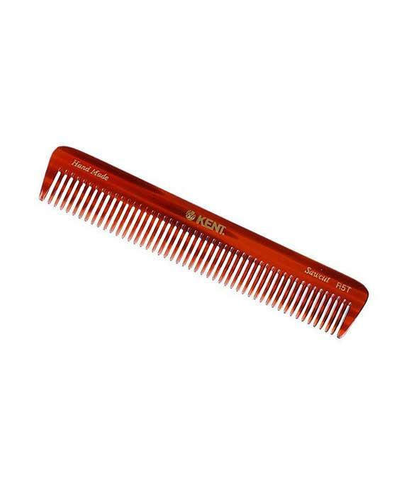 Kent K-R5T Comb, Dressing Table Comb, Coarse (168mm/6.6in)