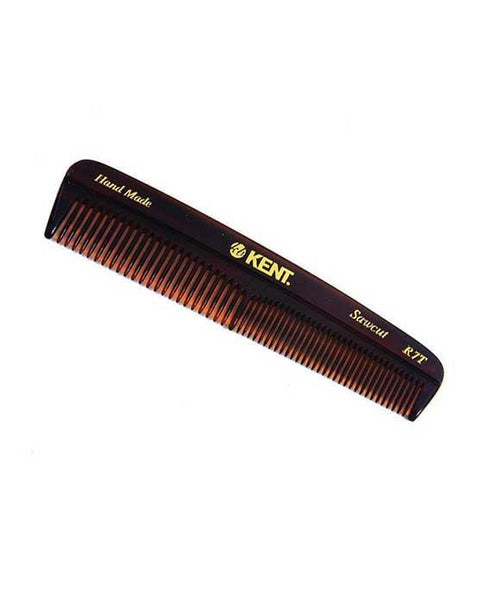 Kent K-R7T Comb, Pocket Comb, Coarse/Fine (130mm/5.1in)