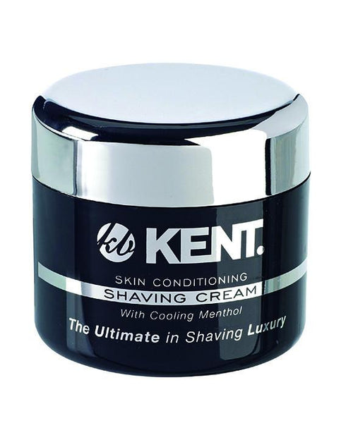 Kent Shaving Cream, Tub (125ml/4.2oz)