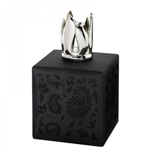 Lampe Berger Lamp - Cube Black
