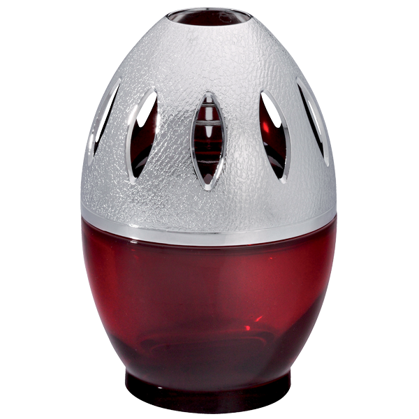 Lampe Berger Lamp - Egg Bordeaux