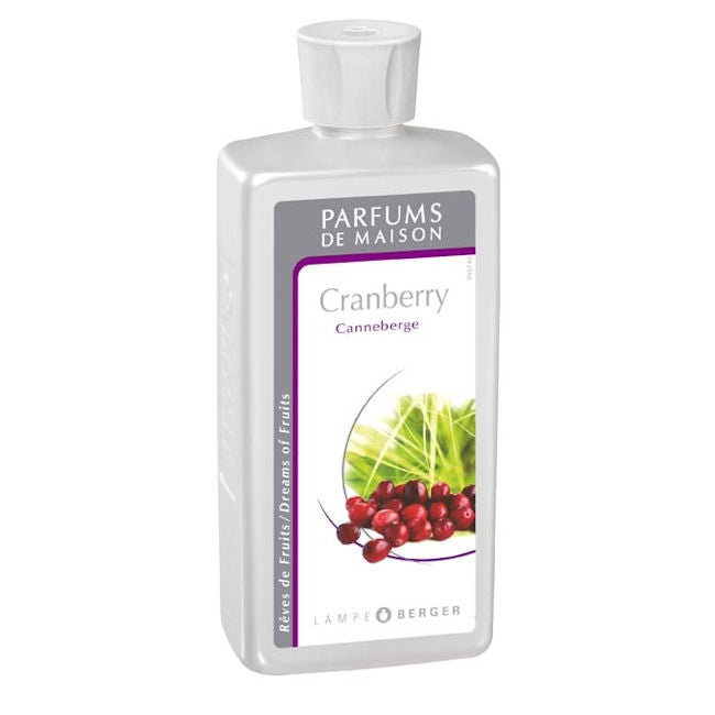 Lampe Berger Oil - Cranberry