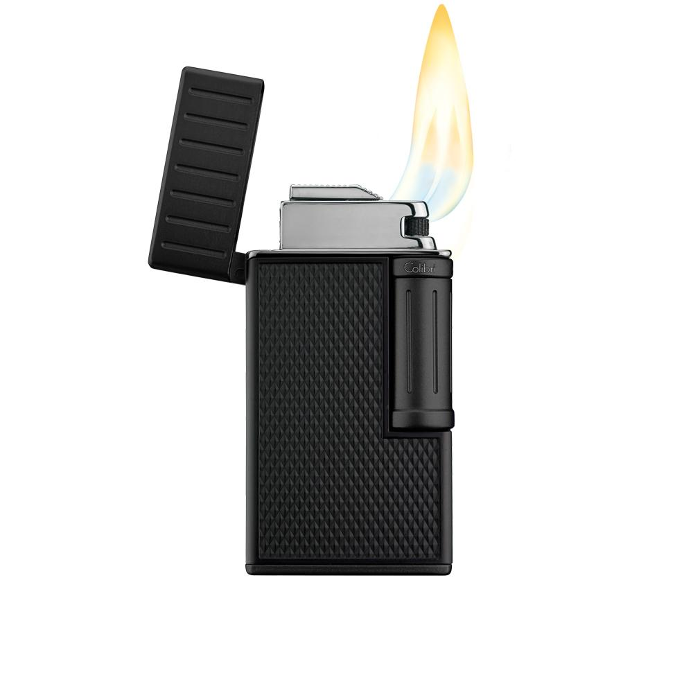 Colibri Julius Gunmetal Lighter