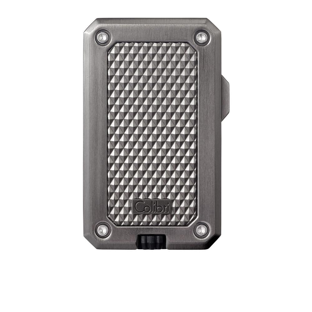 Colibri Rally Gunmetal Torch Lighter