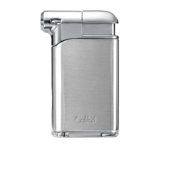 Colibri Pacific Air Pipe Lighter Chrome