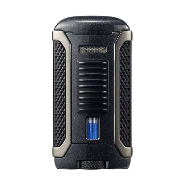 Colibri Apex Metallic Black Torch Lighter
