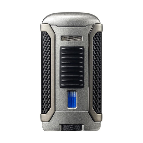 Colibri Apex Metallic Silver Torch Lighter
